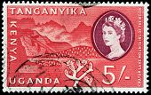 Crater Lake Stamp