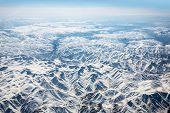 Snowy Mountains, Turkey