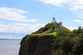 Cape Enrage Lighthouse Nb, Canada