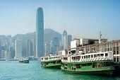 Hong Kong Ferry Transportation