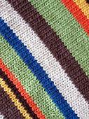cotton knit stripes