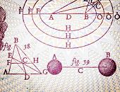stock photo of physicist  - Inside of Twenty Five Croatian Dinar - JPG