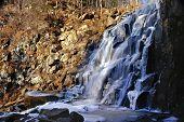 Beautiful Waterfall Gorbatiy