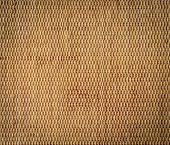 image of handicrafts  - traditional thai style pattern nature background of decorative brown handicraft weave texture wicker surface for furniture material - JPG