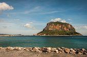 Seascape Near Monemvasia, Peloponnese, Greece