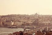 picture of constantinople  - Beautiful Capture of Cityscape of Istanbul Turkey - JPG
