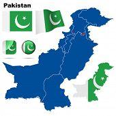 picture of pakistani flag  - Pakistan set - JPG