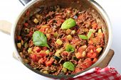 Meat-based Pasta Sauce