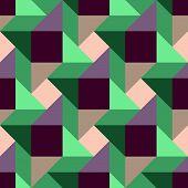 seamless mace in eighties hues
