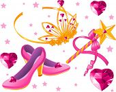 picture of scepter  - Beautiful princess crown - JPG