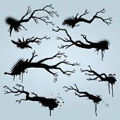 Grunge Branches