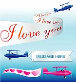 Air message - vector!