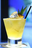 Ananas cocktail