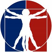 Vitruvian Basketball