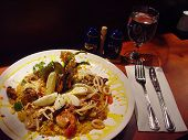 stock photo of pancit  - italian cuisine - JPG