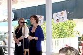LOS ANGELES - NOV 5:  Caren Day, Erica Trullinger at the