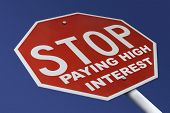 Stop High Interest