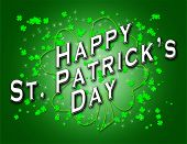 Feliz Saint Patricks Day