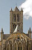 Igreja de St. Nicolas Ghent Belgium