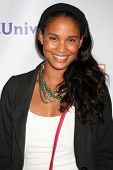 LOS ANGELES - AUG 1:  Joy Bryant arriving at the NBC TCA Summer 2011 Party at SLS Hotel on August 1,