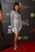 LAS VEGAS - JUN 19:  Crystal Chappell arriving at the  38th Daytime Emmy Awards at Hilton Hotel & Ca