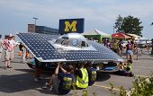 Berkeley Solar Car At American Solar Challenge