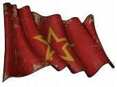 Red Army Historic Flag