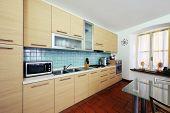 domestic kitchen poster