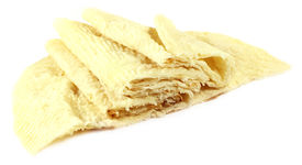 stock photo of crip  - Hand made roti bread of Indian subcontinent - JPG