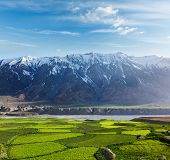 stock photo of himachal pradesh  - Spiti Valley  - JPG