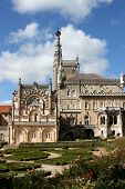 Bussaco Palace In Portugal