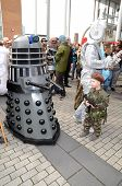 The Sci Fi London Parade That Marks The Start Of The 2013 Sci Fi London Film Festival In Stratford L
