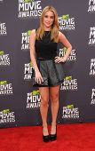 LOS ANGELES - APR 14:  Alexa Vega arrives to the Mtv Movie Awards 2013  on April 14, 2013 in Culver