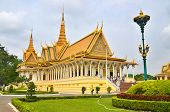 The Royal Palace Phnom Penh