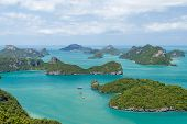 Marine Park: Angthong Marine National Park Viewpoint