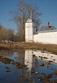 White Tower of the Pokrovsky Monastery