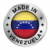 Made In Venezuela Silver Badge