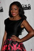 LOS ANGELES - DEC 5:  Keke Palmer at the 2nd Annual Saving Innocence Gala at The Crossing on Decembe