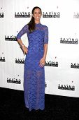LOS ANGELES - DEC 5:  Lydia McLaughlin at the 2nd Annual Saving Innocence Gala at The Crossing on De