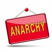 image of anarchists  - anarchy anarchism anarchist wants revolution is a political philosophy - JPG