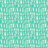 Pattern inspired by old fisherman's net or sweater