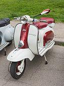 Italian Scooter Lambretta