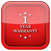 Year Warranty Icon
