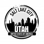 stamp Salt Lake City