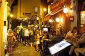 Street Restaurants In Cannes