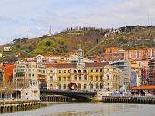 City Hall Of Bilbao