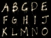 Sparking Alphabet AtoO