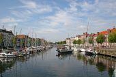 canal in Middelburg