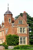 Red brick tudor building