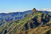 Gran Canaria Landscape, Roque Bentayga